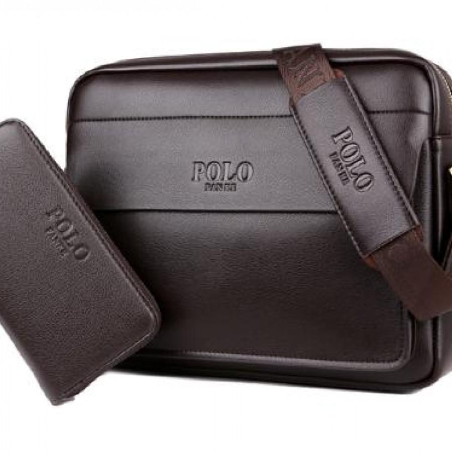 Набор сумка и кошелек арт МК10  поперечное сечение