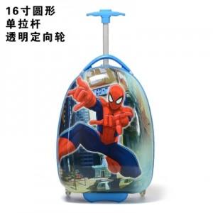 Чемодан арт.ЧД2 16 дюймов Человек паук