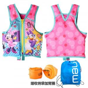 Детский спасательный жилет арт.СЖ01,цвет: Розовый Минни