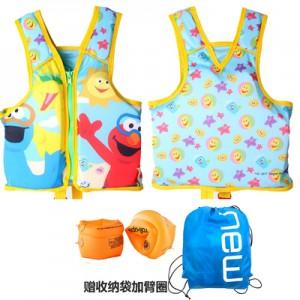 Детский спасательный жилет арт.СЖ01,цвет: Голубой (Утенок)