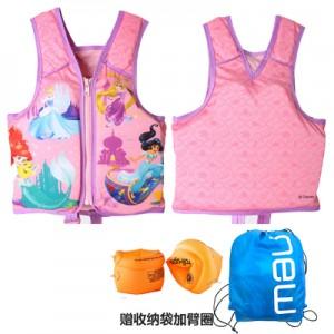 Детский спасательный жилет арт.СЖ01,цвет: Розовый (Принцесса)
