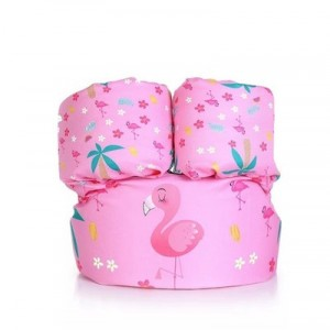 Детский спасательный жилет арт.СЖ08,цвет: Розовый Фламинго