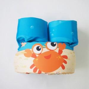 Детский спасательный жилет арт.СЖ10,цвет: Пляжный Краб