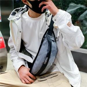 Сумка мужская арт.МК81,цвет: Серый