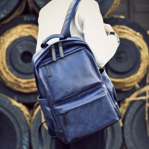 Рюкзак мужской арт.МК82,цвет: Синий