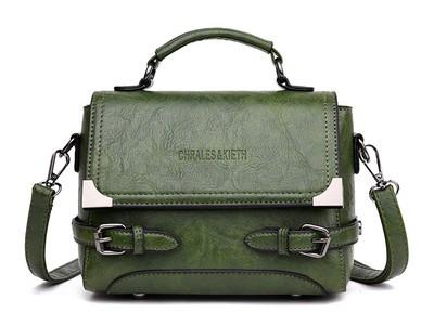 Женская сумка арт.Б725,цвет: Зеленый