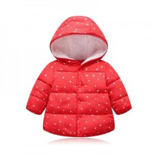 Детская куртка арт.КД072,цвет: Красный
