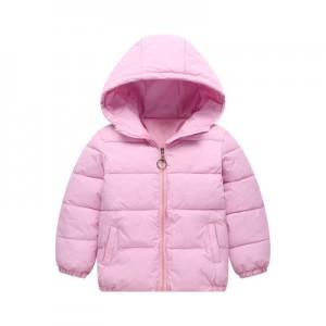 Детская куртка арт.КД073,цвет: Розовый