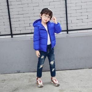 Детская куртка арт.КД073,цвет: Синий