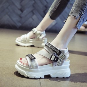 Женские сандалии арт.ОЖ377,цвет: Белый