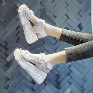 Женские сандалии арт.ОЖ378,цвет: Белый