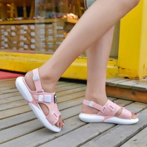 Женские сандалии арт.ОЖ399,цвет: Розовый