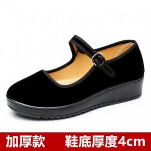 Женские туфли арт.ОЖ404,цвет: Черный 102