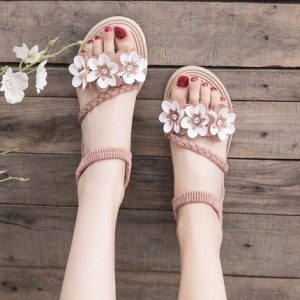 Женские сандалии арт.ОЖ405,цвет: Хаки