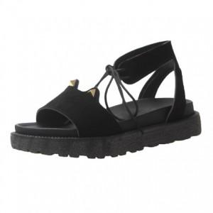 Женские сандалии арт.ОЖ410,цвет: Черный
