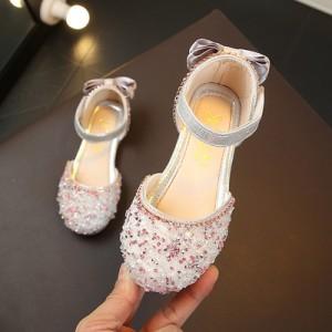 Детские туфли арт.ДС118,цвет: Белый