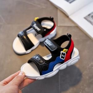 Детские сандалии арт.ДС119,цвет: Черный