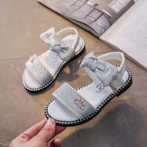 Детские сандалии арт.ДС122,цвет: Белый