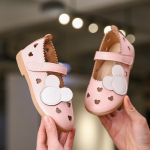 Детские сандалии арт.ДС125,цвет: Розовый