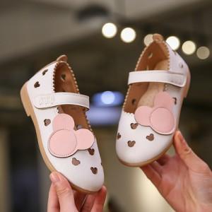 Детские сандалии арт.ДС125,цвет: Белый