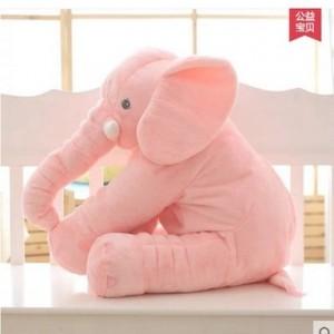 Мягкая игрушка арт.МИ11,цвет: Розовый  слон