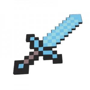 Игрушка MINECRAFT арт.ИГ14,цвет: Синий меч
