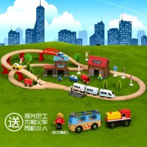Железная дорога арт.ЖД17:88 треков +2 автомобиля