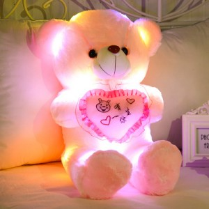 Мягкая игрушка Hug Bear арт.МИ20,цвет: Розовый