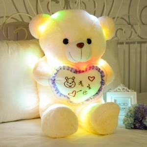 Мягкая игрушка Hug Bear арт.МИ20,цвет: Бежевый