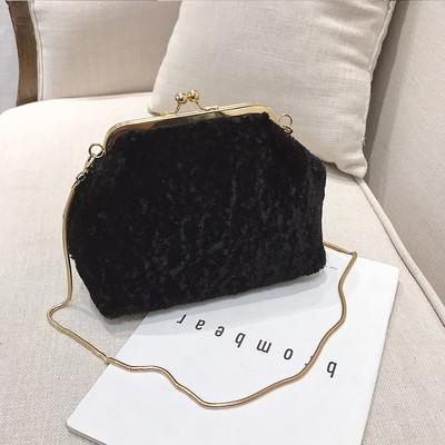Женская сумка арт.Б605,цвет: Черный