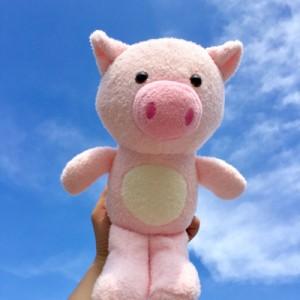 Мягкая игрушка арт.МИ03,цвет: Свинка