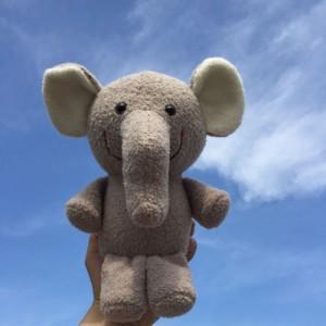 Мягкая игрушка арт.МИ03,цвет: Слон