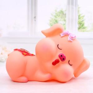 Копилка Piggy Bank арт.ОГ2019,цвет: Милая свинка
