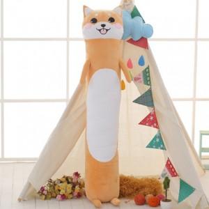 Мягкая игрушка-подушка арт.МИ09,цвет:Shiba Inu Powder Tongue