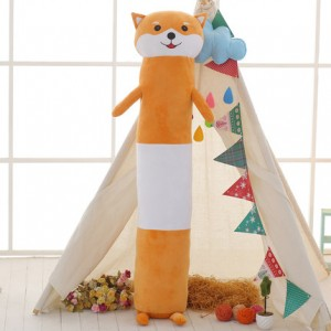 Мягкая игрушка-подушка арт.МИ09,цвет:Лиса (Шиба Ину)