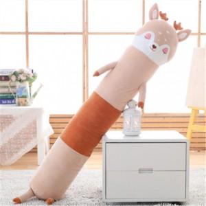 Мягкая игрушка-подушка арт.МИ09,цвет:Олененок