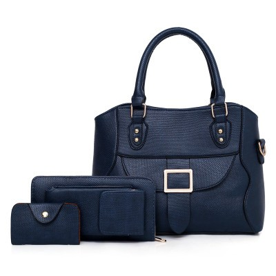 Набор сумок из 3 предметов арт.А573,цвет: Синий