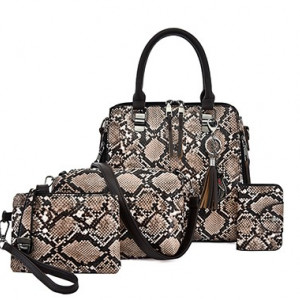 Комплект сумок из 4 предметов арт А471,цвет:хаки