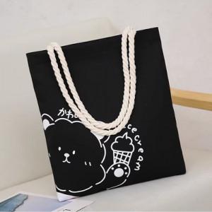 Комплект сумок из 3 предметов арт А465,цвет:черный