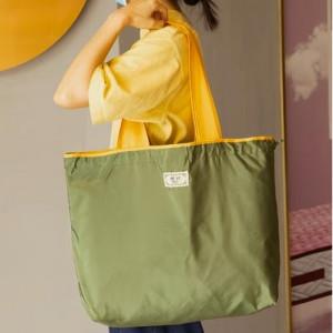 Комплект сумок из 4 предметов,арт А477 цвет: черный глянцевый