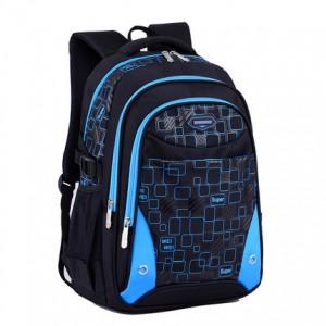 Рюкзак арт Р203  модель 597 большой голубой