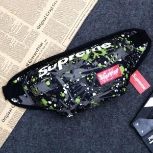 Спортивная сумка арт СС4, зеленые чернила