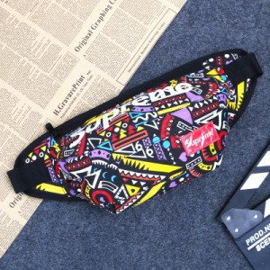 Спортивная сумка арт СС4,геометрический узор