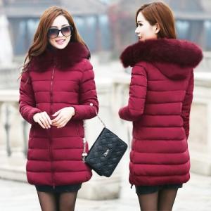 Куртка женская арт КЖ191 цвет: вино