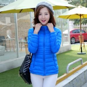 Куртка женская арт КЖ192, цвет:небесно-голубой