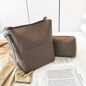 Комплект сумок из 2 предметов арт А377,цвет:Mud