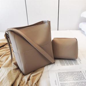 Комплект сумок из 2 предметов арт А377,цвет:хаки