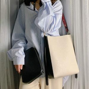 Комплект сумок из 2 предметов арт А384,цвет:бежевый