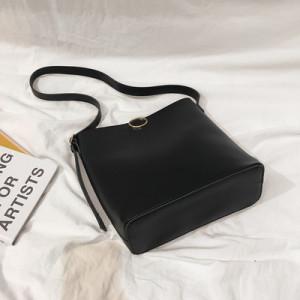 Комплект сумок из 2 предметов арт А385,цвет:черный
