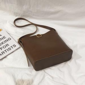 Комплект сумок из 2 предметов арт А385,цвет:коричневый